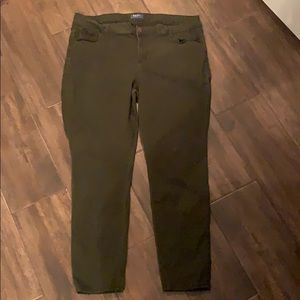 Old Navy Women's size 18 pants